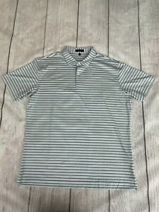Peter Millar Tailored Fit Performance Polo - Men's XL