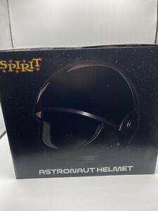 Black Space Astronaut Helmet Cosplay Costume Spirit Halloween Exclusive Among Us