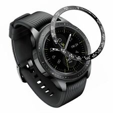 For Samsung Galaxy Gear S3 42mm 46mm Bezel Styling Ring Case Cover Anti Scratch