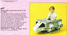 SPACE 1999 Mattel Eagle ( One fun print of a toy that was made) 1st Image Sent*
