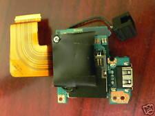 Ordinateur portable SONY vgn-tx2hp câble flexible, lecteur de carte et modem