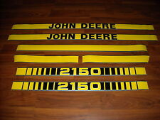 John Deere 2150 decal set jd405