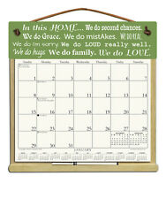 IN THIS HOME - CALENDAR WITH 2018, 2019 & AN ORDER FORM FOR 2020.