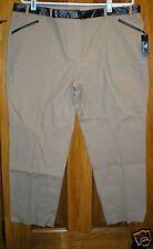 Worthington Modern Fit Cropped Pants NWT Size 14