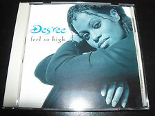 Desree / Des'ree Feel So High Rare US 4 Track CD Single
