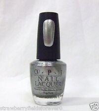 OPI Nail Polish Silver Your Royal Shine-ness S99 .5oz/15mL