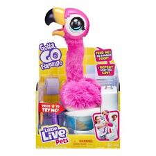 Little Live Pets Gotta GO Flamingo Interactive Toys MAGIC POOPING TOY F1 'NEW'