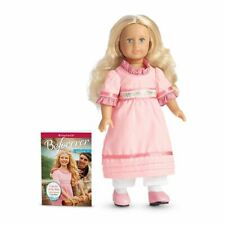 ❄️American Girl Caroline Mini Doll w/mini book in Winter Wonderland Gift Box ❄️