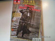 **g 39/45 magazine n°115 Guerre en Hongrie / Jagtiger / Paras de l'enfer blanc