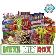 Mexican Candy Box 86 Count Dulces Mexicanos Mexi-Mix-Box Care Package