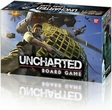 Uncharted: The Board Game Tabletop Game 2012 Brand New Sealed Free shipping!