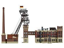 Kibri 37228 - Förderturm U. Kohlewäschegebäude - N