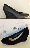 Kalinya Closed toe comfort wedges Kalinya Shoes Darla