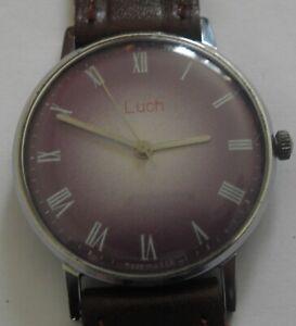 """""""LUCH""""- 23jew- OLD USSR WRIST WATCH MEN,S"""
