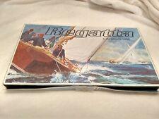 Vintage Regatta Board Game 1967 100% Complete