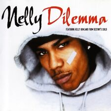 Nelly Featuring Kelly Rowland From Destiny's Child - Dilemma (CD) 2002