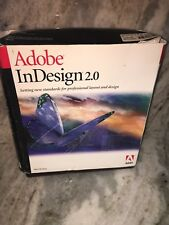 Adobe InDesign 2.0 Upgrade for Mac