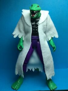 VINTAGE TOYBIZ ACCESSORY-THE LIZARD'S REPRODUCTION LAB COAT..1994...