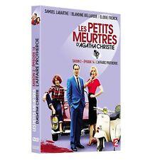 """DVD """"LES PETITS MEURTRES D'AGATHA CHRISTIE"""" - l'affaire Protheroe  NEUF"""
