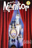 2005 Mickey Monitor Disney Passholder Newsletter - Happiest Celebration On Earth
