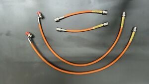 Mazda MX5 Braided Brake Lines