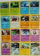 Pokemon 50 Cards Lot GUARANTEED 10 RARE & 5 HOLO - NO DUPLICATES NM+