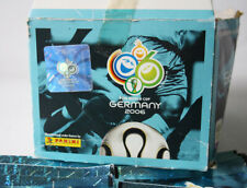 PANINI FIFA WORLD CUP GERMANY 2006 STICKER BOX OF 73 PACKETS !