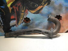 1986 KAWASAKI KLR 600 EXHAUST HEAD PIPE  86 KLR600