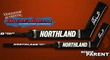 BERNIE PARENT Signed Northland Goalie Stick - Philadelphia Flyers
