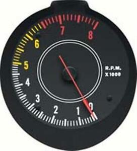 NEW Mopar 1970-74 Cuda Challenger Tachometer