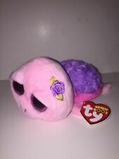 """TY ROSIE TURTLE 6"""" BEANIE BOOS-NEW, MINT TAG-HTF *IN HAND NOW* SO CUTE & PRETTY"""