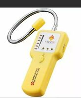 Techamor Y201 Portable Methane Propane Combustible Natural Gas Leak Sniffer Dete