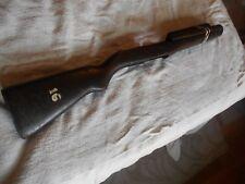 USGI M-1 garand rifle wood stock with both matching handguards SA-B in square