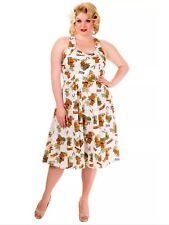 Banned Plus Size Tiki Dress DBN5044. Plus Size 2XL. Brand New With Tags.