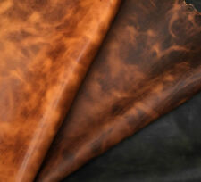 Horween Derby Sides Leather, Various Panel Sizes, 2.2 mm, Pure Veg Tan