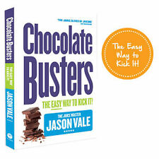 The Simple Way to Stop Eating Chocolate by Jason Vale. Stop cravings & FREE DVD