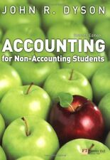 Accounting for Non-Accounting Students By John R. Dyson. 9780273709220