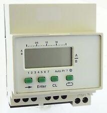 Lanfer 175 420 Timer Temporizzatore Time Switch Digital 220-240v 175420