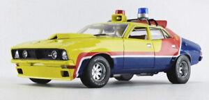 Ford Falcon XB V8 1974 - Mad Max Police Interceptor 1:18 (Greenlight 13574)