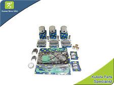 New Kubota Excavator Overhaul Kit STD KH35