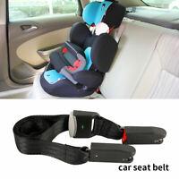 Kit sangle siège voiture pour enfants sécurisé connecteur ceinture fixe BR