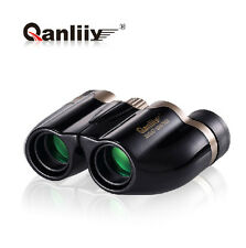 UK Golden QANLIIY 30X22 Pocket Portable HD Night Vision Binoculars Telescope