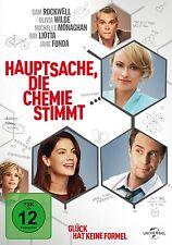 OLIVIA/FONDA,JANE WILDE - HAUPTSACHE,DIE CHEMIE STIMMT  DVD NEU ROCKWELL,SAM