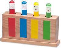 Galt Toys Classic Pop-Up Toy, Multi-Coloured Multicoloured