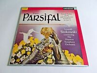 Wagner Parsifal Good Friday Spell Stokowski LP 1959 Everest Stereo Vinyl Record
