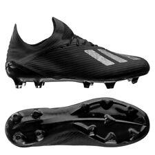 adidas X 19.1 FG/AG Shadowbeast Core Black/Silver Metallic Soccer Men US 12 BNIB