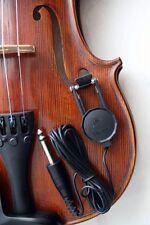 Fonocaptor pickup para violín violín violin viola mandolin mandola