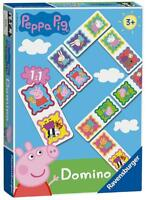 Ravensburger 21374 Friend's Family and kids Peppa Pig Dominoes Game - Multi