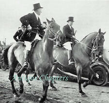 VWH Cricklade Hunt Vale Of The White Horse 1936 4 Page Photo Article B3