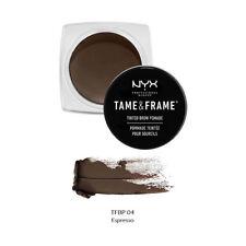 Nyx Tame & Armazón Teñido cejas pomada expreso Tfbp04 resistente al agua